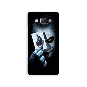 Mott2 JokerFace Back cover forSamsung Galaxy E5 (Limited Time Offers,Please Check the Details Below)