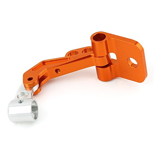 Makerfire® FPV LCD Monitor Mount Bracket Support for DJI Phantom JR Futaba Transmitter (Orange)