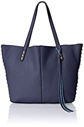 Rebecca Minkoff Unlined Tote Shoulder Bag, Moon, One Size