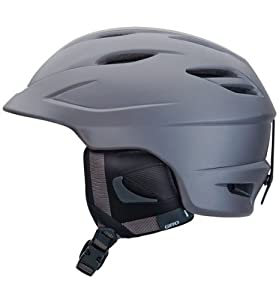 Giro Seam Snow Helmet (Matte Black, Small)