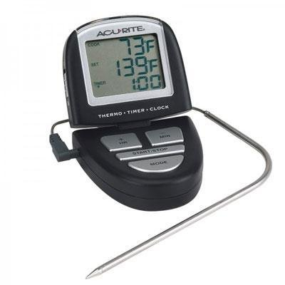 Acu BBQ Oven Probe Therm