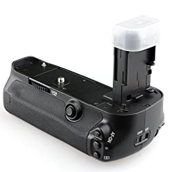 Meike New Version Vertical Battery Grip for Canon EOS 5D Mark III 5D3 Camera as BG-E11