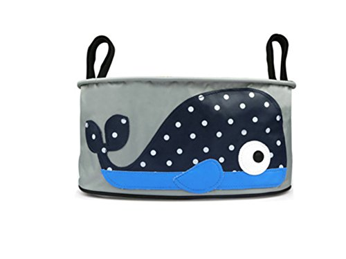 Da.Wa Borsa Passeggino Borsa / Pocket Shopping Bag Organizzatore Bebe Bambini Bottle Bag