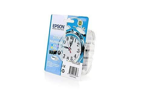 Epson WorkForce WF-3620 DWF - Original Epson C13T27154010 /27XL - Cartouche d'encre Pack Promo -