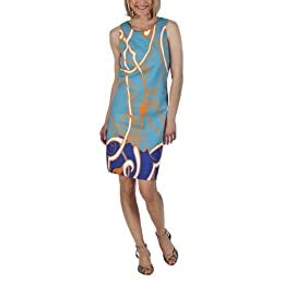 Product Image Merona® Collection Women's Joyce Printed Shift Dress - Multicolor