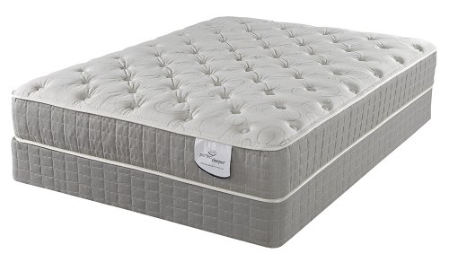 Serta Perfect Sleeper Harcourt Cal King Plush Mattress