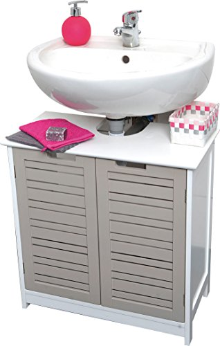 Bath Under Sink Storage Vanity Cabinet