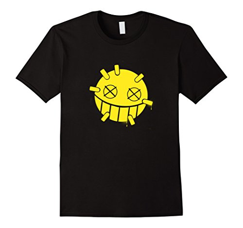 Overwatch Junkrat Smiley T-shirt