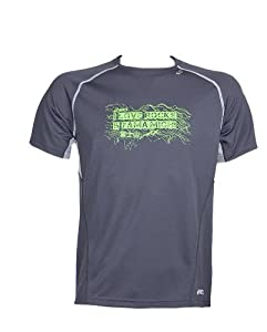 Asics Running Fitness Sportshirt Trail Graphic Top Hommes 0721 Art. 521423Taille L