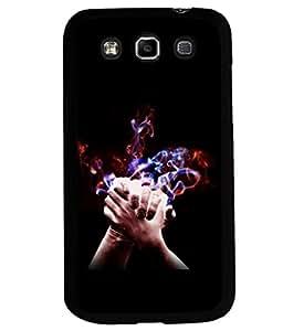 printtech Together Couple Love Back Case Cover for Samsung Galaxy Quattro i8552::Samsung Galaxy Quattro Win i8552