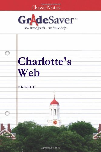 book report charlottes web 2018-07-11 read common sense media's charlotte's web review, age rating, and parents guide  readers will learn a lot through this book's messages and may be inspired to read.