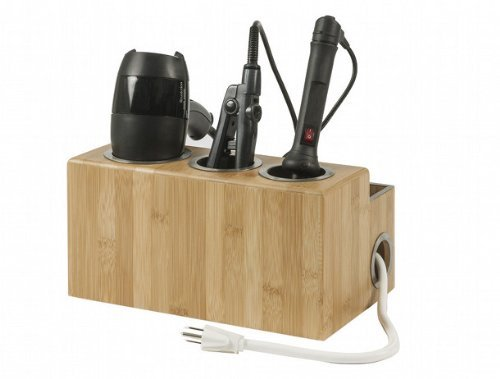 Hair Styling Station: @buyitolp% Great Useful Stuff Natural Bamboo Countertop