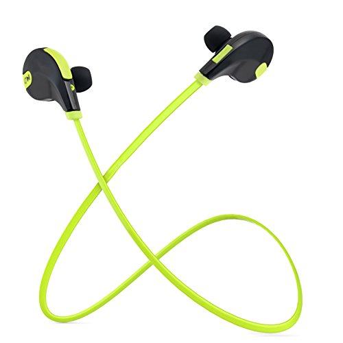 bluetooth headphones headset rymemo wireless stereo music earbuds sports running exercise. Black Bedroom Furniture Sets. Home Design Ideas