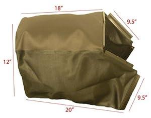 amazoncom honda  commercial replacement grass bag bag  grass catchers patio lawn