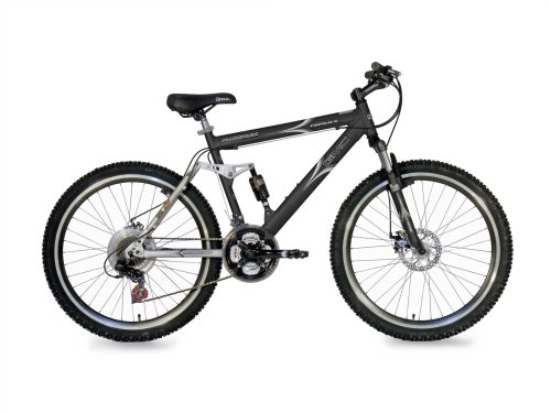New GMC Topkick Dual-Suspension Mountain Bike