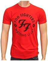 Coole-Fun-T-Shirts T-Shirt the Foo Fighters Wasting Light Neu - T-shirt - Mixte