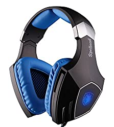 Sades SA910 Spellond 7.1 Surround Gaming Headset with LED and Vibration