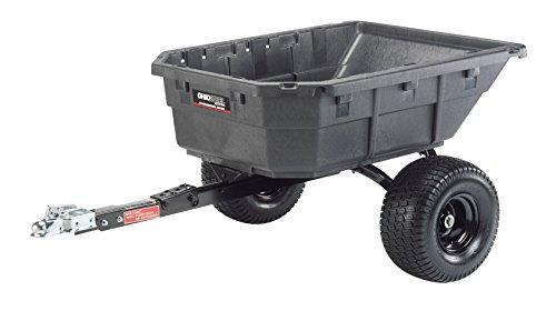 Ohio Steel 4048PSATV Poly ATV Cart With Swivel Dump, 12.5 cu. ft. (Ohio Steel Dump Cart compare prices)