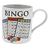 Bingo Mug - Fine Bone China - Gift Boxed