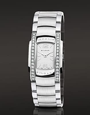 Bvlgari Assioma Quartz Diamonds Ladies Watch AA35C6SDS by Bvlgari
