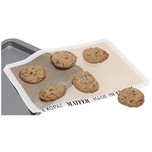 Matfer 321005 Exopat 11-5/8-by-16-3/8-Inch Nonstick Baking Mat
