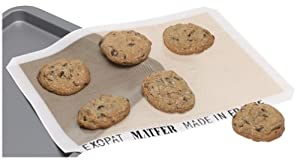 Matfer Bourgeat 321005 Exopat 11-5/8-by-16-3/8-Inch Nonstick Baking Mat