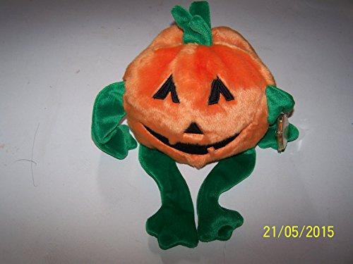 Ty Beanie Buddies Pumpkin - Pumpkin - 1