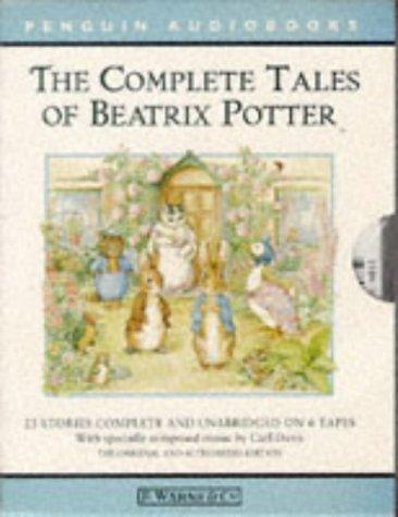 Potter, The Complete Tales of Beatrix: Audio Set (Classic, Children's, Audio)