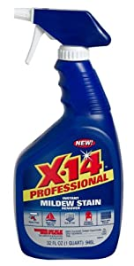 WD-40 26080 Instant Mildew Stain Remover, Trigger Spray, 32 oz.