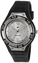 Fastrack Analog Silver Dial Mens Watch - NE9333PP01J