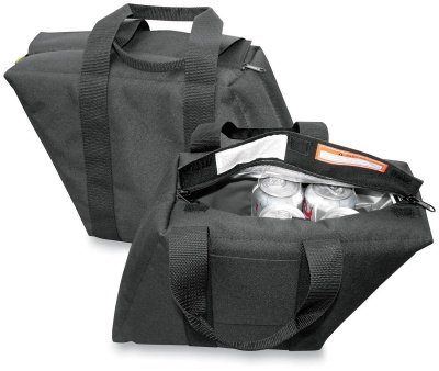 T-Bags Saddlebag Cooler for Harley Davidson or Metric Touring