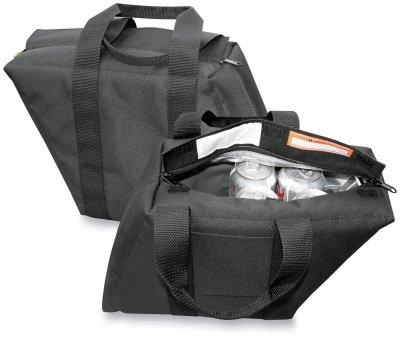 T-Bags Saddlebag Cooler for Harley Davidson or Metric Touring