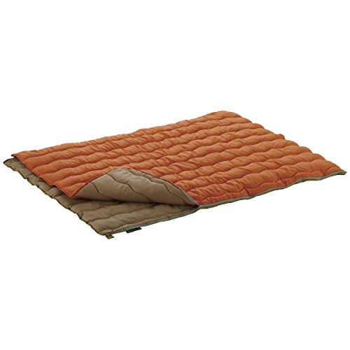 ロゴス 2in1・Wサイズ丸洗い寝袋・2