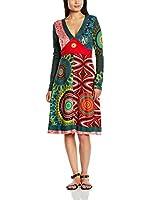 Desigual Vestido Hanaleis Bay Rep (Multicolor)