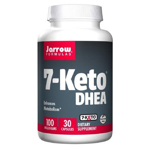 Jarrow Formulas 7-Keto DHEA 100mg