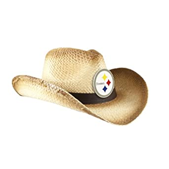 NFL Pittsburgh Steelers Ladies Cowboy Hat, Ombre by Littlearth