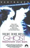 echange, troc Ghost [VHS] [Import allemand]