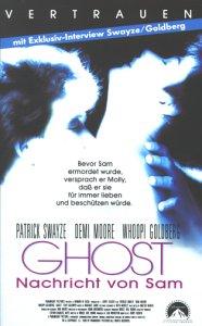 Ghost - Nachricht von Sam [VHS]