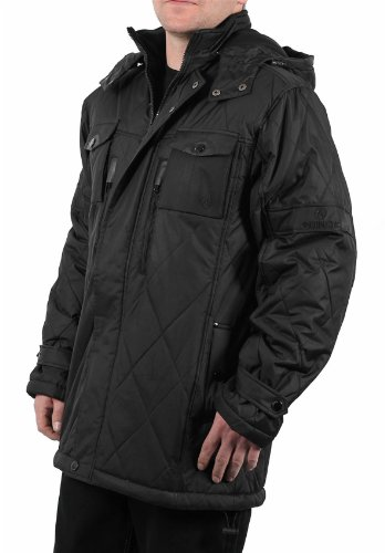 New Akademiks Men's Explorer Parka