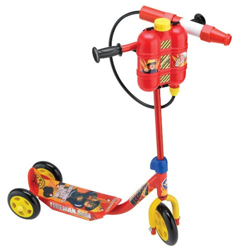 Fireman Sam Firehose Tri Scooter