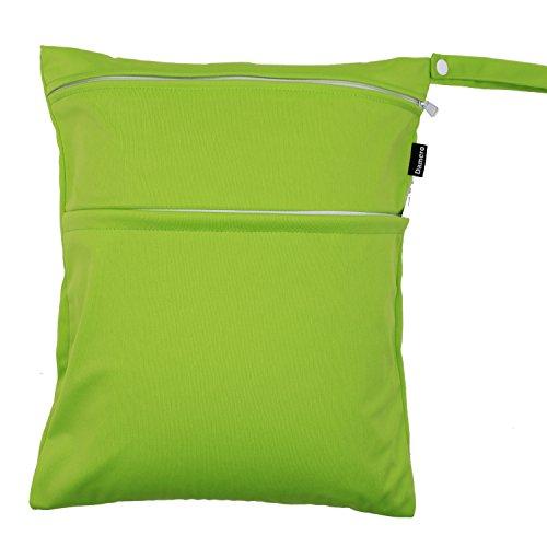 damero-viaggi-del-pannolino-del-bambino-vestiti-sacchetto-dellorganizzatore-green