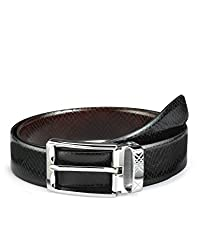 Rico Sordi Men Leather Belt_Reverseable - RSM_B12