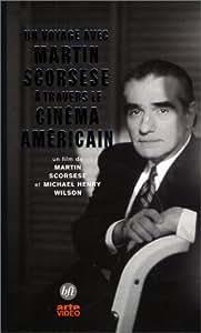 Un voyage avec Martin Scorsese à travers le cinéma américain - Coffret 2 VHS