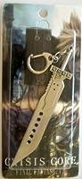 "4"" Final Fantasy VII 7 Crisis Core Metal Key Chain #1 ~Cosplay~"
