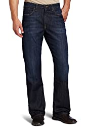 Lucky Brand Men's 181 Relaxed Straight Leg Jean In Ol Lipservice