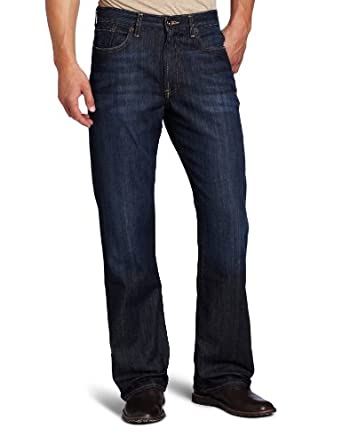 Lucky Brand Men's 181 Relaxed Straight Leg Jean In Ol Lipservice, Ol Lipservice, 36x30