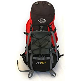Teton Sports Fox 75+10L Internal Frame Backpack