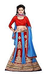 Astha Fashion Bridal Ware Multi Color Lehenga