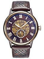 Tommy Bahama Swiss Men's TB1276 Willington Automatic Analog Display Japanese Quartz Brown Watch by Tommy Bahama Swiss