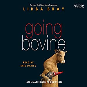 Going Bovine Audiobook
